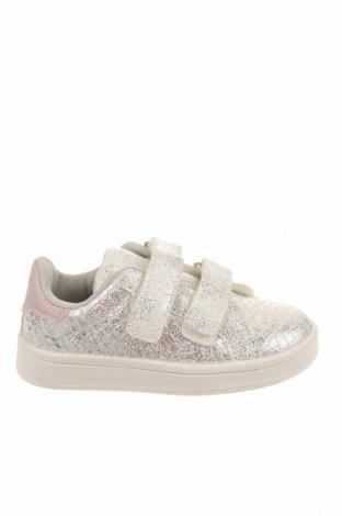 Παιδικά παπούτσια Saxo Blues, Μέγεθος 23, Χρώμα Γκρί, Δερματίνη, Τιμή 15,54€