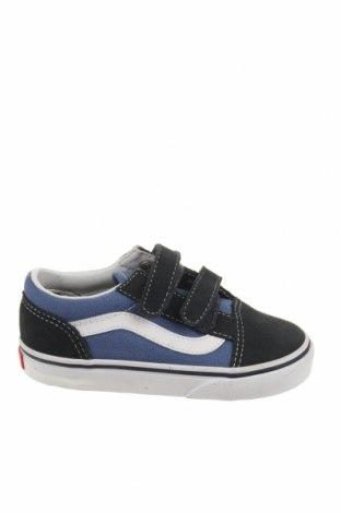 Παιδικά παπούτσια Vans, Μέγεθος 25, Χρώμα Πολύχρωμο, Φυσικό σουέτ, κλωστοϋφαντουργικά προϊόντα, Τιμή 25,97€
