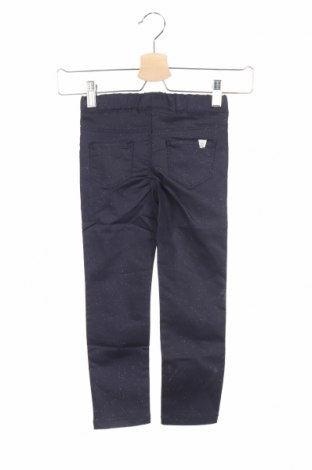 Dětské kalhoty  Grain De Ble, Velikost 4-5y/ 110-116 cm, Barva Modrá, 61% bavlna, 37% polyester, 2% elastan, Cena  533,00Kč