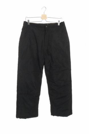 Детски панталон за зимни спортове Alpinetek, Размер 14-15y/ 168-170 см, Цвят Черен, 100% полиестер, Цена 14,28лв.