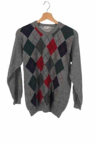 Παιδικό πουλόβερ Zara Kids, Μέγεθος 10-11y/ 146-152 εκ., Χρώμα Γκρί, 80% μαλλί, 20% πολυαμίδη, Τιμή 10,43€