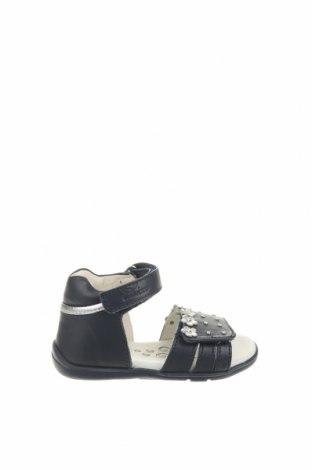 Dětské sandály Chicco, Velikost 21, Barva Modrá, Pravá kůže, Cena  400,00Kč