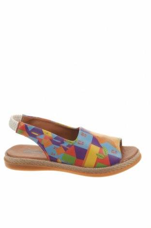 Παιδικά σανδάλια Dogo, Μέγεθος 34, Χρώμα Πολύχρωμο, Δερματίνη, Τιμή 32,58€