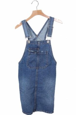 Παιδική σαλοπέτα Zara Kids, Μέγεθος 8-9y/ 134-140 εκ., Χρώμα Μπλέ, Βαμβάκι, Τιμή 15,66€