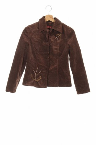 Детско сако, Размер 9-10y/ 140-146 см, Цвят Кафяв, Цена 6,83лв.