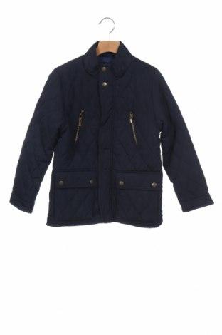Παιδικό μπουφάν Zara Kids, Μέγεθος 8-9y/ 134-140 εκ., Χρώμα Μπλέ, Πολυεστέρας, Τιμή 19,56€