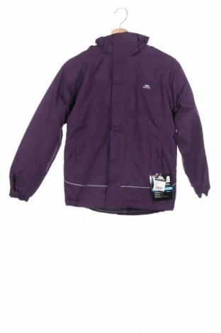 Παιδικό μπουφάν για χειμερινά σπο Trespass, Μέγεθος 12-13y/ 158-164 εκ., Χρώμα Βιολετί, Πολυεστέρας, Τιμή 29,60€