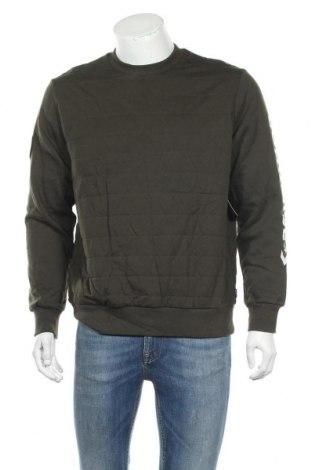 Ανδρική μπλούζα Converse, Μέγεθος M, Χρώμα Πράσινο, Τιμή 29,13€