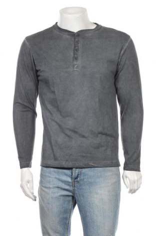 Мъжка блуза Urban Classics, Размер L, Цвят Сив, Памук, Цена 30,45лв.