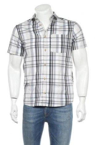Ανδρικό πουκάμισο Adidas, Μέγεθος S, Χρώμα Γκρί, Πολυεστέρας, Τιμή 12,86€