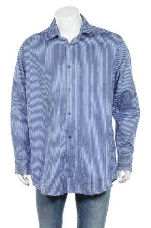 Ανδρικό πουκάμισο Banana Republic, Μέγεθος XXL, Χρώμα Μπλέ, Βαμβάκι, Τιμή 23,38€