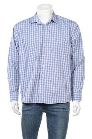 Мъжка риза Calvin Klein, Размер L, Цвят Многоцветен, Цена 48,30лв.