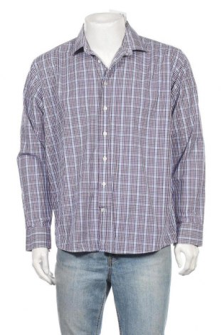 Мъжка риза Calvin Klein, Размер XL, Цвят Многоцветен, Памук, Цена 46,20лв.