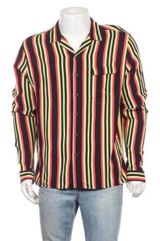 Ανδρικό πουκάμισο Collusion, Μέγεθος L, Χρώμα Πολύχρωμο, Βισκόζη, Τιμή 4,77€