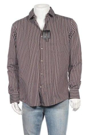 Ανδρικό πουκάμισο Infinity, Μέγεθος XXL, Χρώμα Καφέ, Πολυεστέρας, Τιμή 9,65€