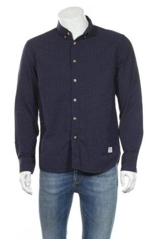 Ανδρικό πουκάμισο Penfield, Μέγεθος L, Χρώμα Μπλέ, Βαμβάκι, Τιμή 29,23€