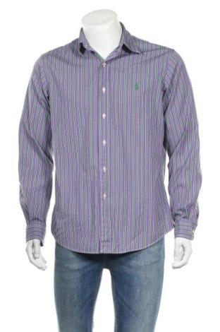 Мъжка риза Polo By Ralph Lauren, Размер L, Цвят Лилав, Памук, Цена 46,20лв.