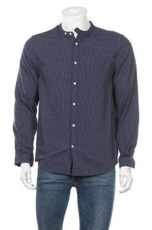 Ανδρικό πουκάμισο Rainbow, Μέγεθος S, Χρώμα Μπλέ, Βαμβάκι, Τιμή 7,01€