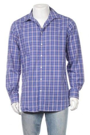 Ανδρικό πουκάμισο Walbusch, Μέγεθος L, Χρώμα Πολύχρωμο, Βαμβάκι, Τιμή 6,79€