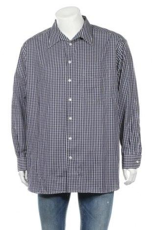 Ανδρικό πουκάμισο Walbusch, Μέγεθος XXL, Χρώμα Μπλέ, Βαμβάκι, Τιμή 7,01€