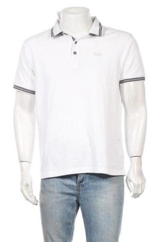 Ανδρικό t-shirt Boss Green, Μέγεθος L, Χρώμα Λευκό, Βαμβάκι, Τιμή 17,91€