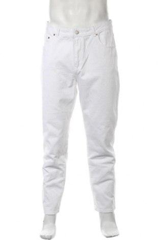 Мъжки дънки Dr. Denim, Размер M, Цвят Бял, 100% памук, Цена 45,26лв.