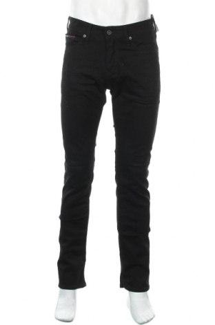 Pánské džíny  Hilfiger Denim, Velikost M, Barva Černá, 99% bavlna, 1% elastan, Cena  950,00Kč