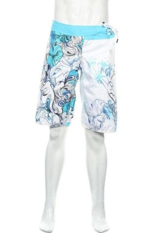 Ανδρικό κοντό παντελόνι Brunotti, Μέγεθος M, Χρώμα Λευκό, Πολυεστέρας, Τιμή 10,72€