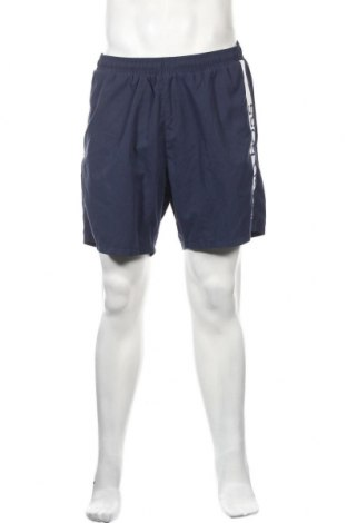 Мъжки къс панталон Hugo Boss, Размер XL, Цвят Син, Полиестер, Цена 45,15лв.