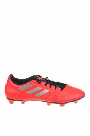Мъжки обувки Adidas, Размер 48, Цвят Розов, Еко кожа, Цена 35,60лв.