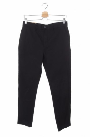 Мъжки панталон H&M L.O.G.G., Размер M, Цвят Черен, Памук, Цена 30,87лв.
