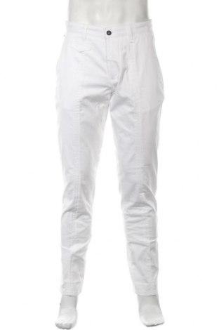 Ανδρικό παντελόνι Liu Jo, Μέγεθος M, Χρώμα Λευκό, 97% βαμβάκι, 3% ελαστάνη, Τιμή 16,50€