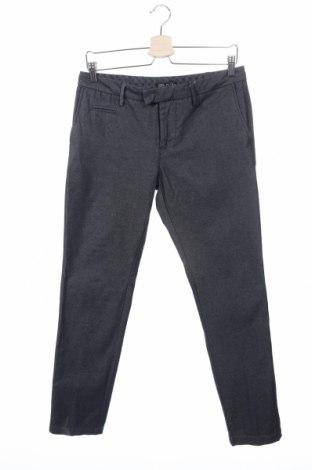 Мъжки панталон Trend, Размер M, Цвят Син, 68% памук, 28% полиестер, 3% еластан, Цена 7,09лв.
