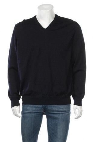 Ανδρικό πουλόβερ Maerz Muenchen, Μέγεθος XL, Χρώμα Μπλέ, Τιμή 28,39€