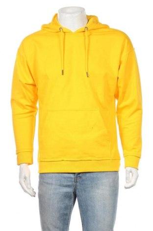 Мъжки суичър Urban Classics, Размер M, Цвят Жълт, 50% памук, 50% полиестер, Цена 44,25лв.