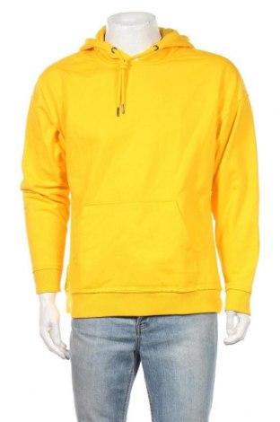 Мъжки суичър Urban Classics, Размер L, Цвят Жълт, 50% памук, 50% полиестер, Цена 36,00лв.