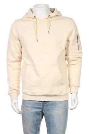 Мъжки суичър Urban Classics, Размер M, Цвят Бежов, 70% памук, 30% полиестер, Цена 44,25лв.