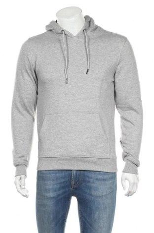 Мъжки суичър Urban Classics, Размер S, Цвят Сив, 63% памук, 37% полиестер, Цена 44,25лв.