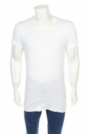 Мъжко бельо Sloggi, Размер M, Цвят Бял, 96% памук, 4% еластан, Цена 23,36лв.