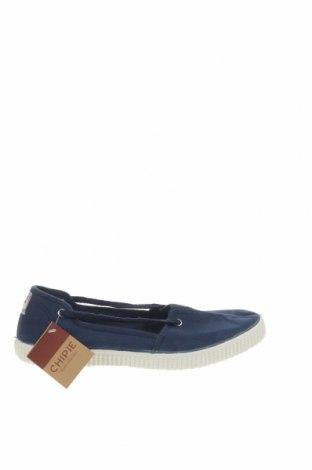 Παιδικά παπούτσια Chipie, Μέγεθος 38, Χρώμα Μπλέ, Κλωστοϋφαντουργικά προϊόντα, Τιμή 16,24€