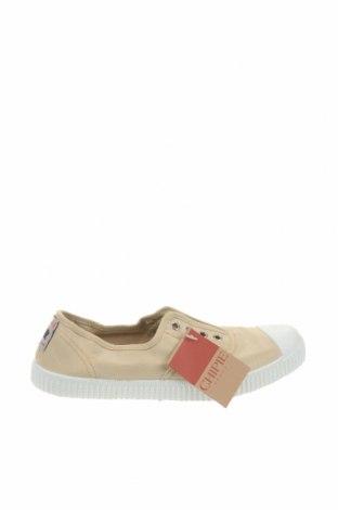 Παπούτσια Chipie, Μέγεθος 36, Χρώμα  Μπέζ, Κλωστοϋφαντουργικά προϊόντα, Τιμή 18,95€