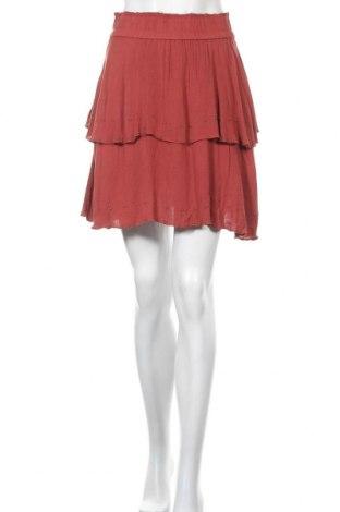 Φούστα Farina Opoku, Μέγεθος M, Χρώμα Κόκκινο, Βισκόζη, Τιμή 6,82€