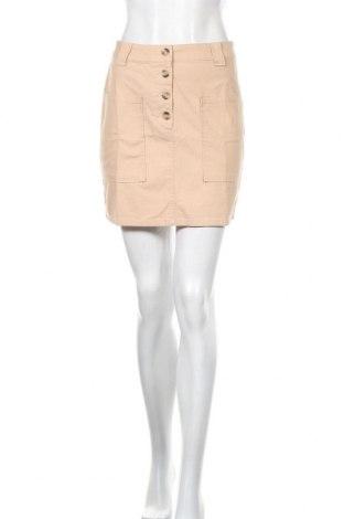 Пола Miss Selfridge, Размер S, Цвят Розов, 97% памук, 3% еластан, Цена 35,36лв.