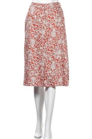 Φούστα Pieces, Μέγεθος XS, Χρώμα Πολύχρωμο, Βισκόζη, Τιμή 7,11€