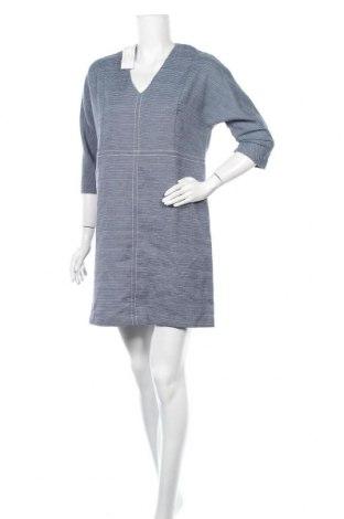 Φόρεμα La Redoute, Μέγεθος S, Χρώμα Μπλέ, 55% βαμβάκι, 45% πολυεστέρας, Τιμή 9,55€