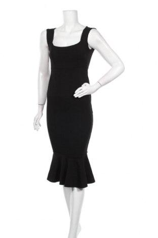 Рокля ASOS Maternity, Размер XS, Цвят Черен, 48% модал, 48% памук, 4% еластан, Цена 11,76лв.