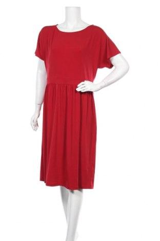 Φόρεμα About You, Μέγεθος XXL, Χρώμα Κόκκινο, 95% πολυεστέρας, 5% ελαστάνη, Τιμή 16,01€