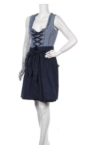 Φόρεμα Almsach, Μέγεθος L, Χρώμα Μπλέ, 100% πολυεστέρας, Τιμή 12,85€