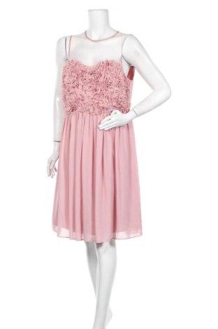 Φόρεμα Apart, Μέγεθος XL, Χρώμα Ρόζ , Πολυεστέρας, Τιμή 20,32€
