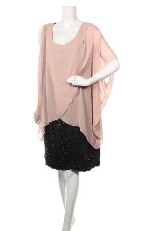 Рокля Ashley Brooke, Размер M, Цвят Розов, Полиестер, Цена 22,80лв.